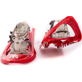 INOOK Freestep Snow Shoes with Bag, red